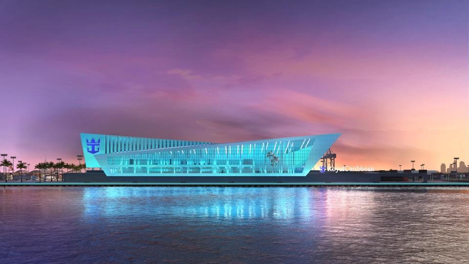 Nuevo terminal de Royal Caribbean en Miami y más itinerarios para el 2018