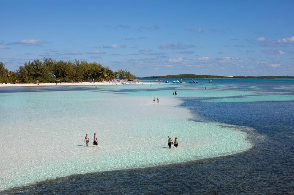 Qué hacer en CocoCay, la isla privada de Royal Caribbean en las Bahamas