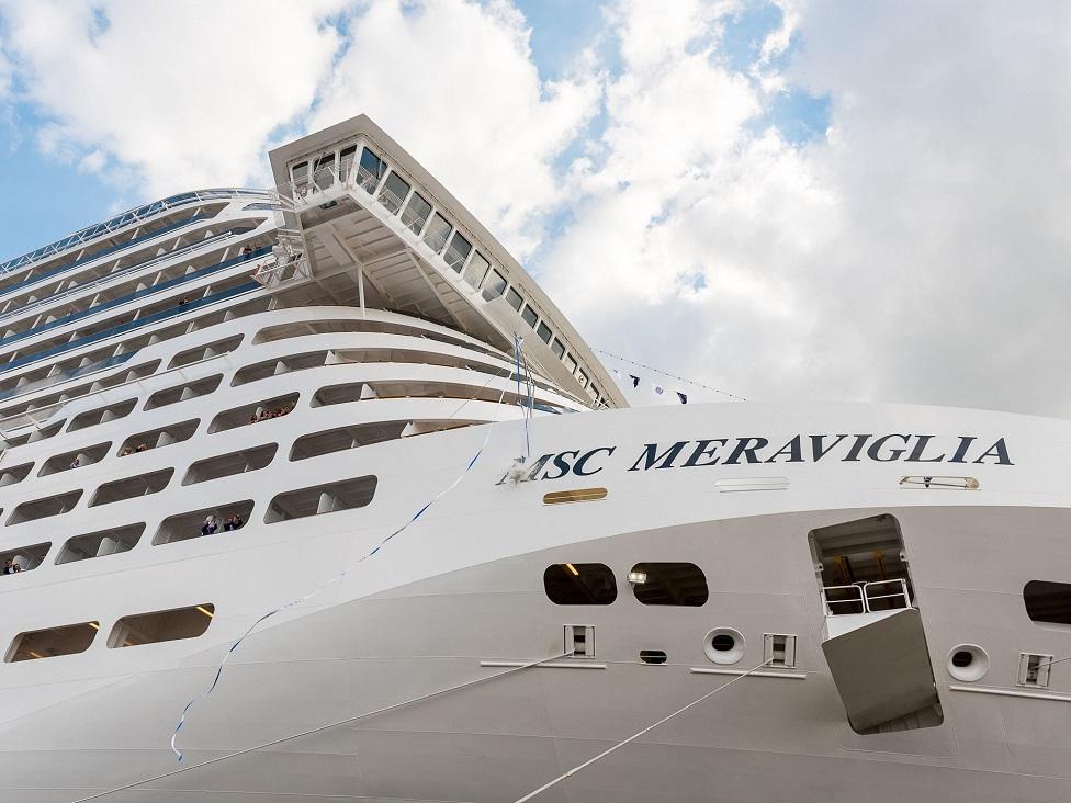 10 cosas que debes saber del nuevo MSC Meraviglia