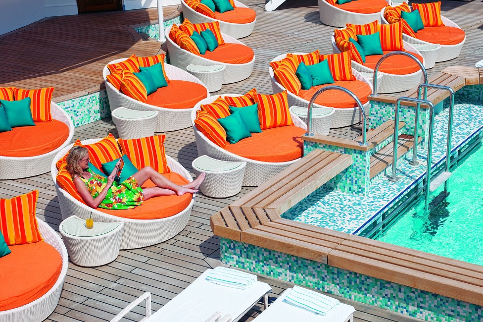 Navega alrededor del mundo y a todo lujo con Crystal Cruises
