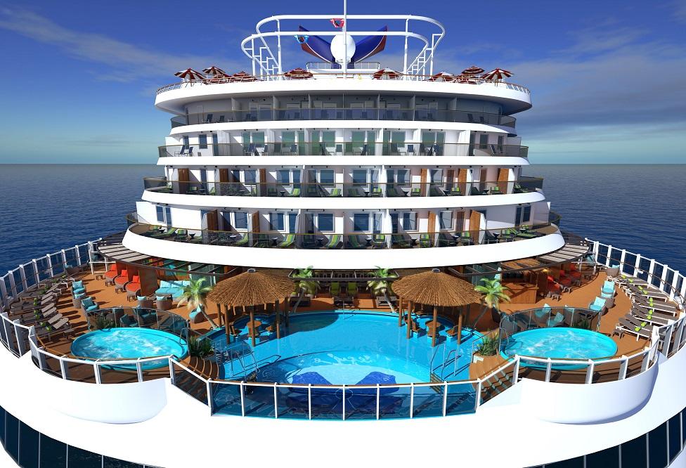 Los beneficios de viajar en suites en Carnival Cruise Line
