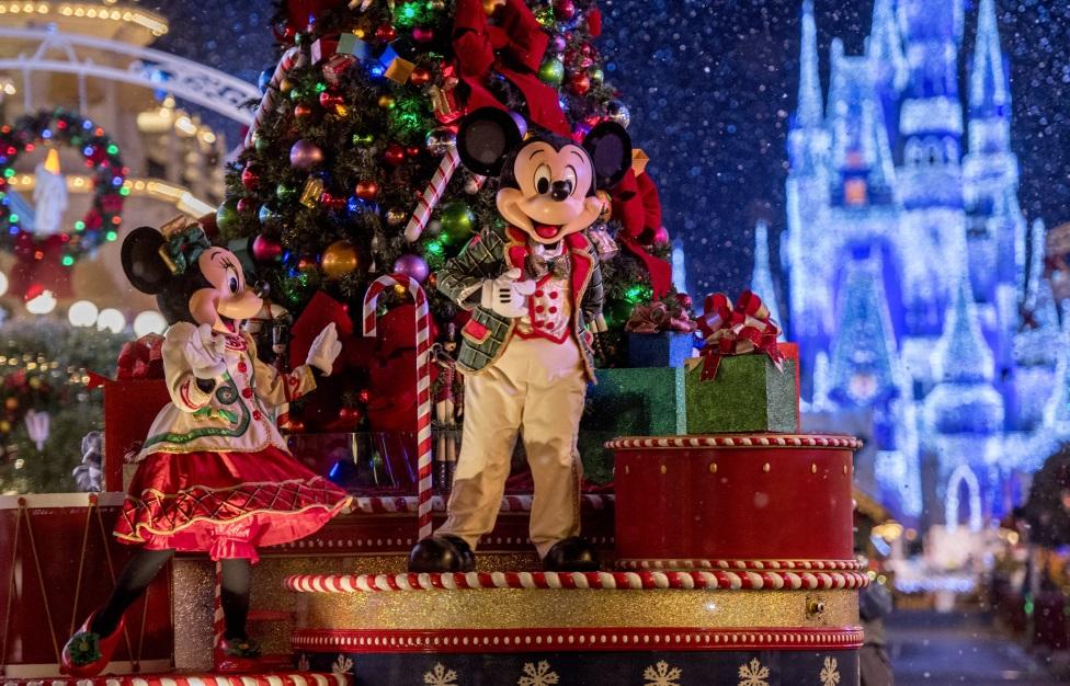 Prepárate para visitar a Disney esta Navidad, ¡hay novedades!