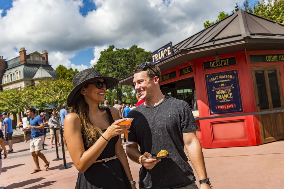 Una guía para el Food and Wine Festival de Disney