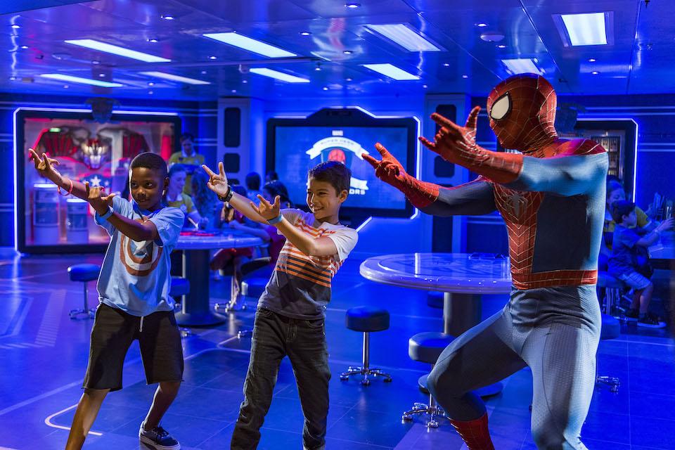 Mira lo nuevo del Disney Wonder y sus viajes desde San Juan