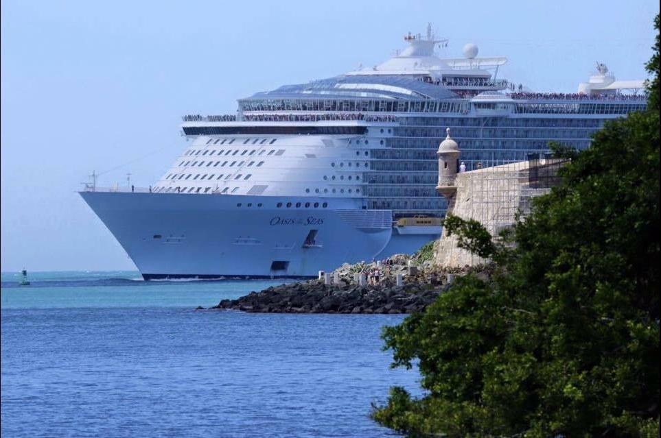 Harmony of the Seas - Horario de Visitas a San Juan, PR