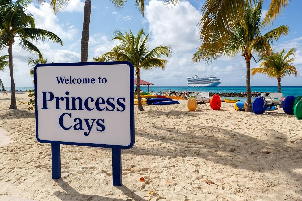 Conoce las islas privadas y paraísos playeros de los barcos