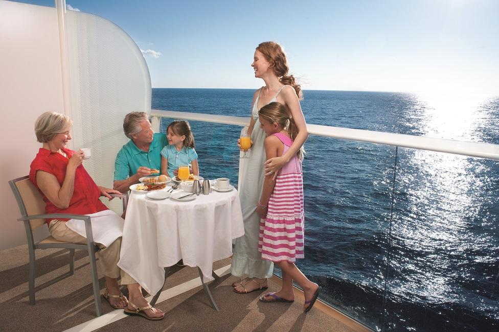 Planeando vacaciones en crucero con grupos grandes de familiares o amistades