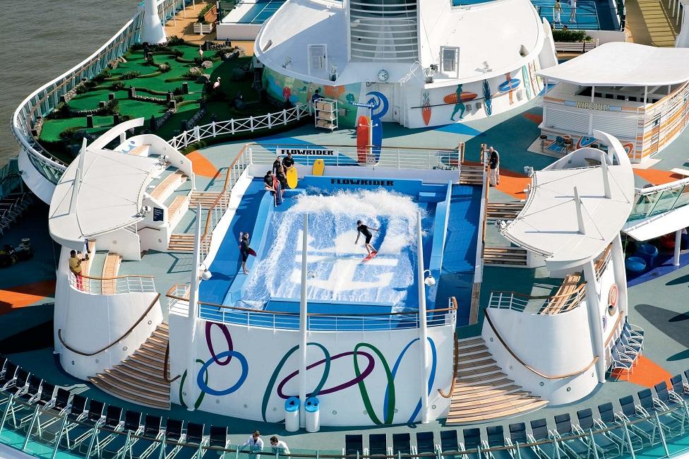 6 actividades imperdibles y variadas, en el Freedom of the Seas