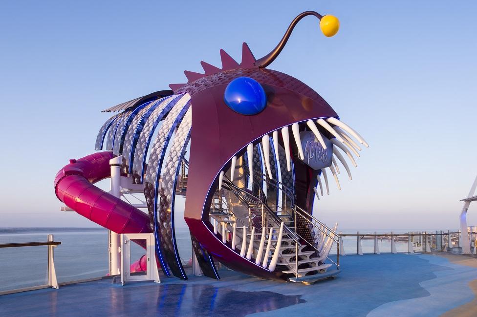 12 cosas que no te puedes perder del Harmony of the Seas