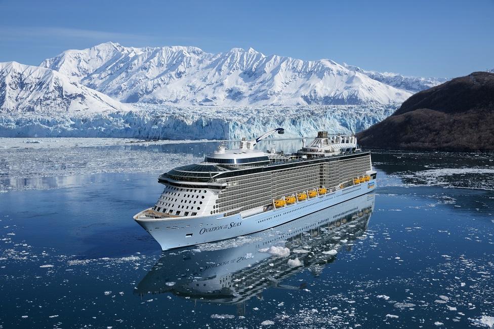 Variedad de cruceros para Alaska en el 2019