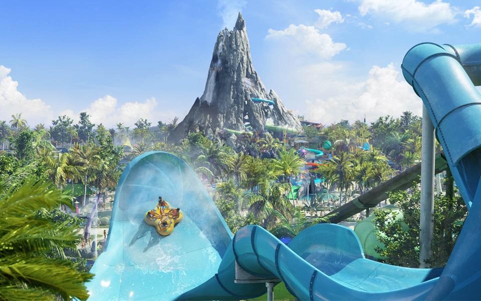 Volcano Bay, atracción de Jimmy Fallon y chocolates, lo nuevo de Universal Orlando