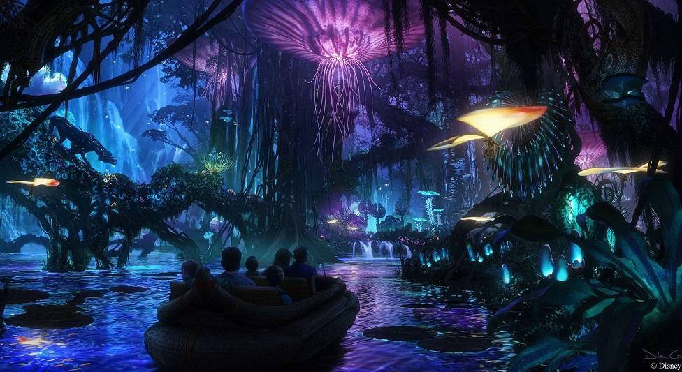 Prepárate para Pandora, el Mundo de Avatar en Disney