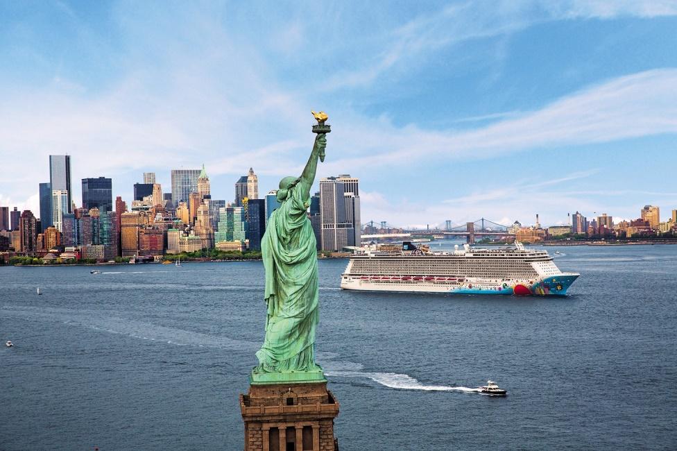 Muchas y buenas razones para irte de crucero desde Nueva York