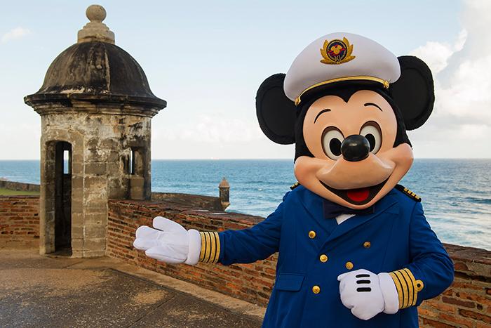 ¡Disney Cruise Line regresa a San Juan, PR en el 2018!