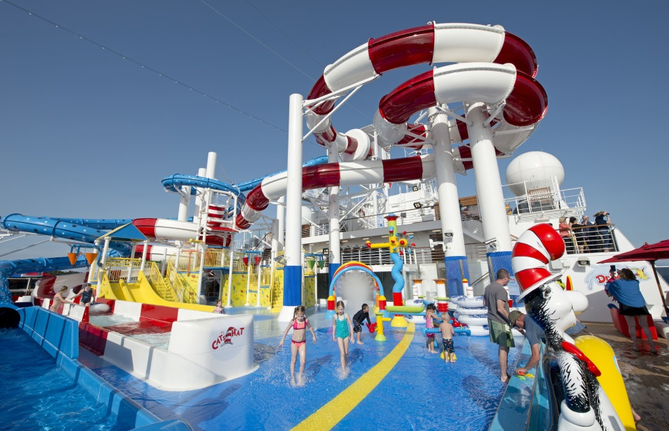 Conoce más al Carnival Horizon, el nuevo barco de Carnival Cruise Line