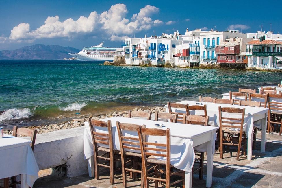 Ven con nosotros a las Islas Griegas en el 2019, en salida grupal con guía garantizado